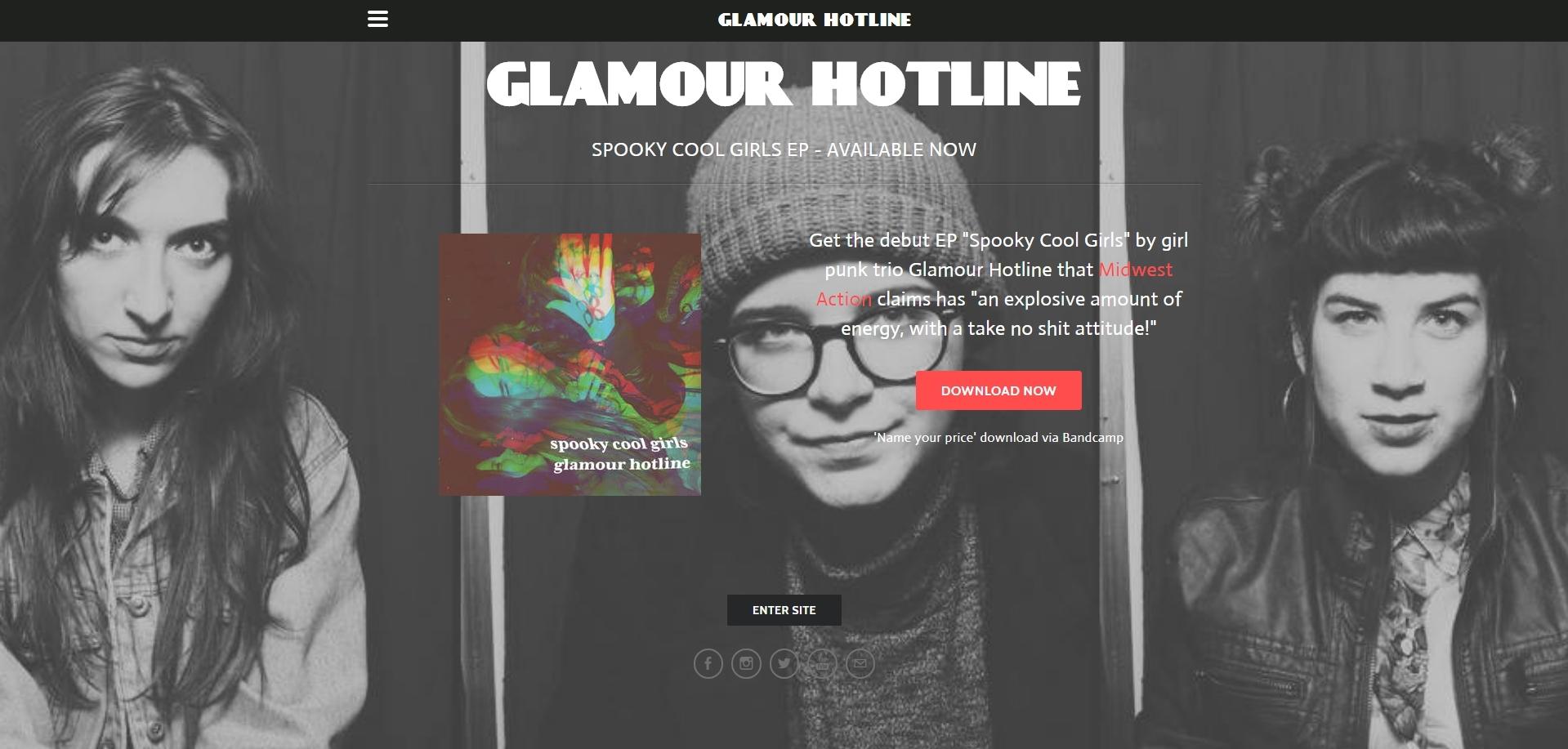 Glamour Hotline EPK