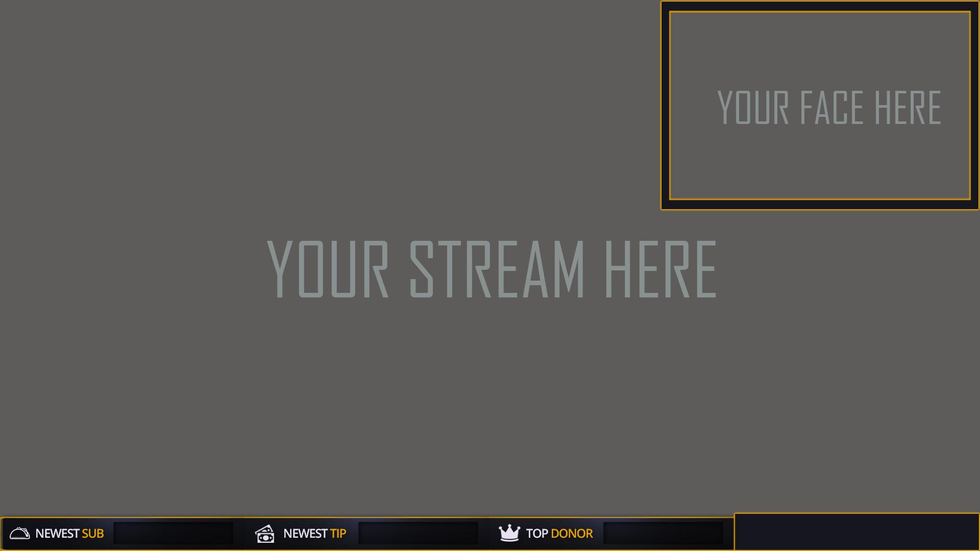 Stream Overlays