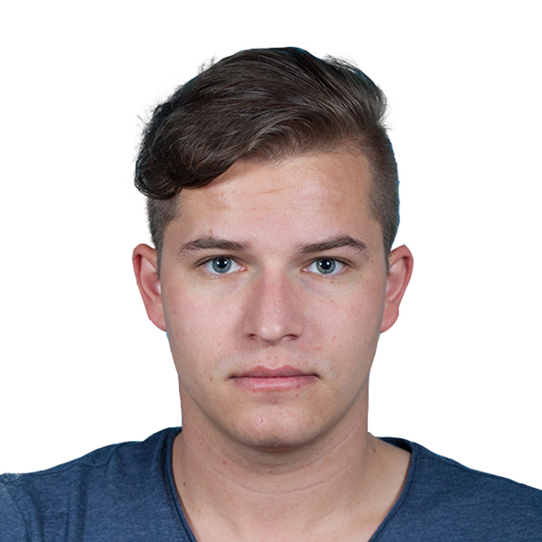 Matevž Frajnkovič, Head Steward - PhD Student, Mechanical & Aerospace Engineering