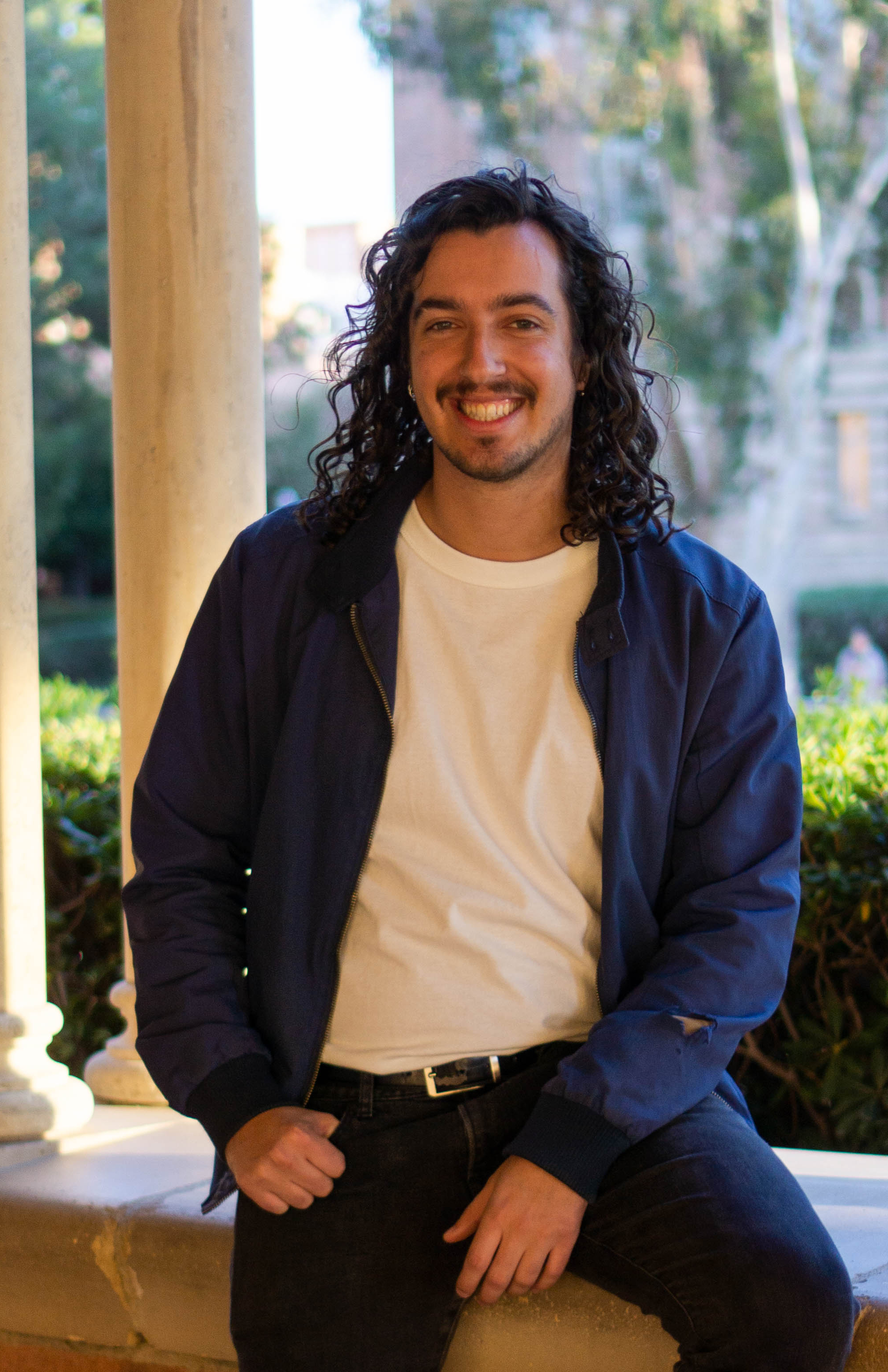 Tony Pahl, Head Steward - PhD Student, Astronomy and Astrophysics