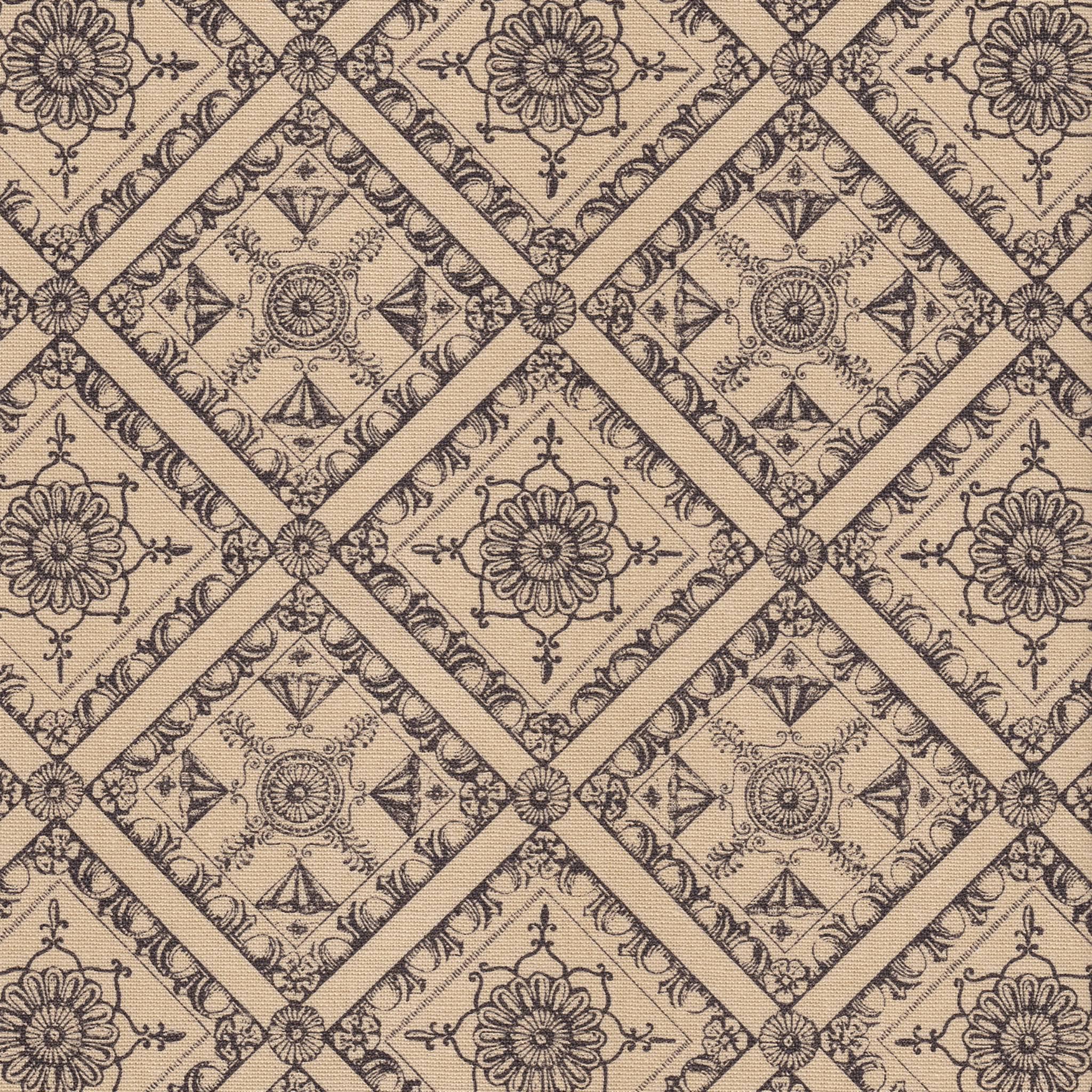 N&Y_Archive Prints_Pergolesi Toile_Charcoal_Swatch_1x1_4.3MB.jpg