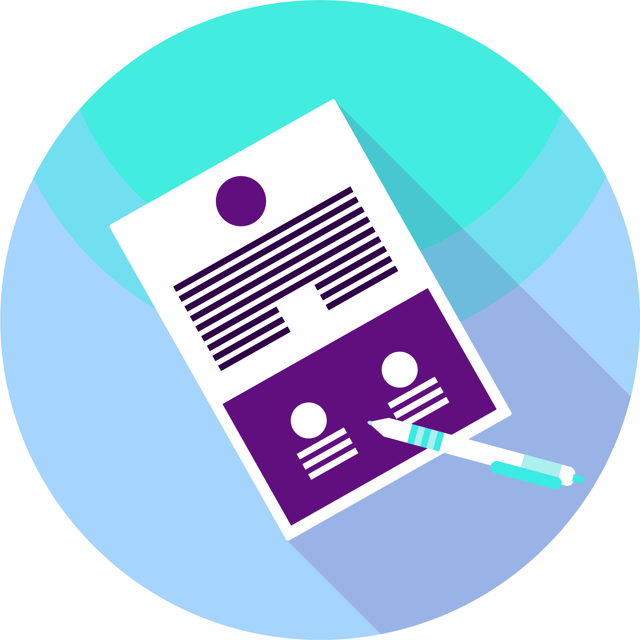 Pen and paper Icon Transparent.png