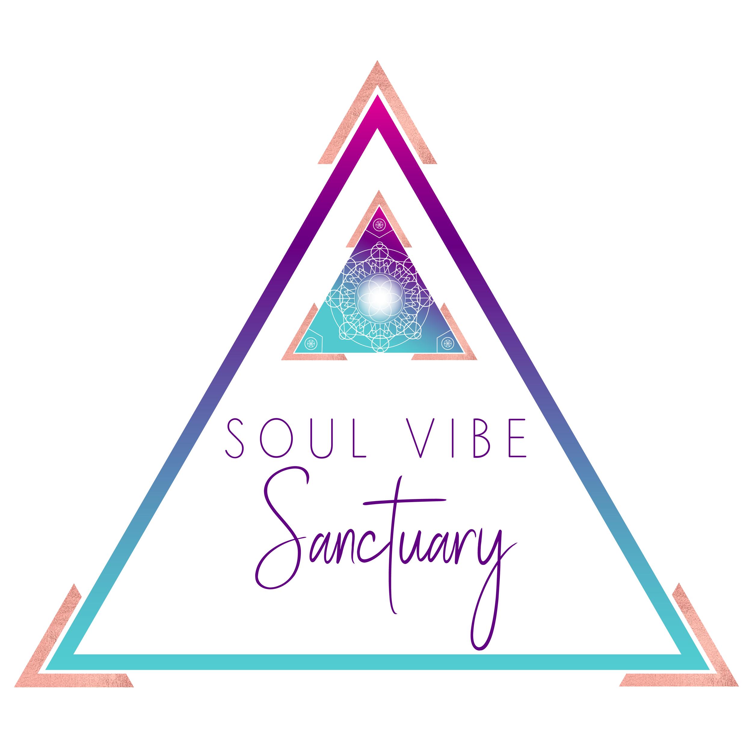 Soul Vibe Sanctuary Logo