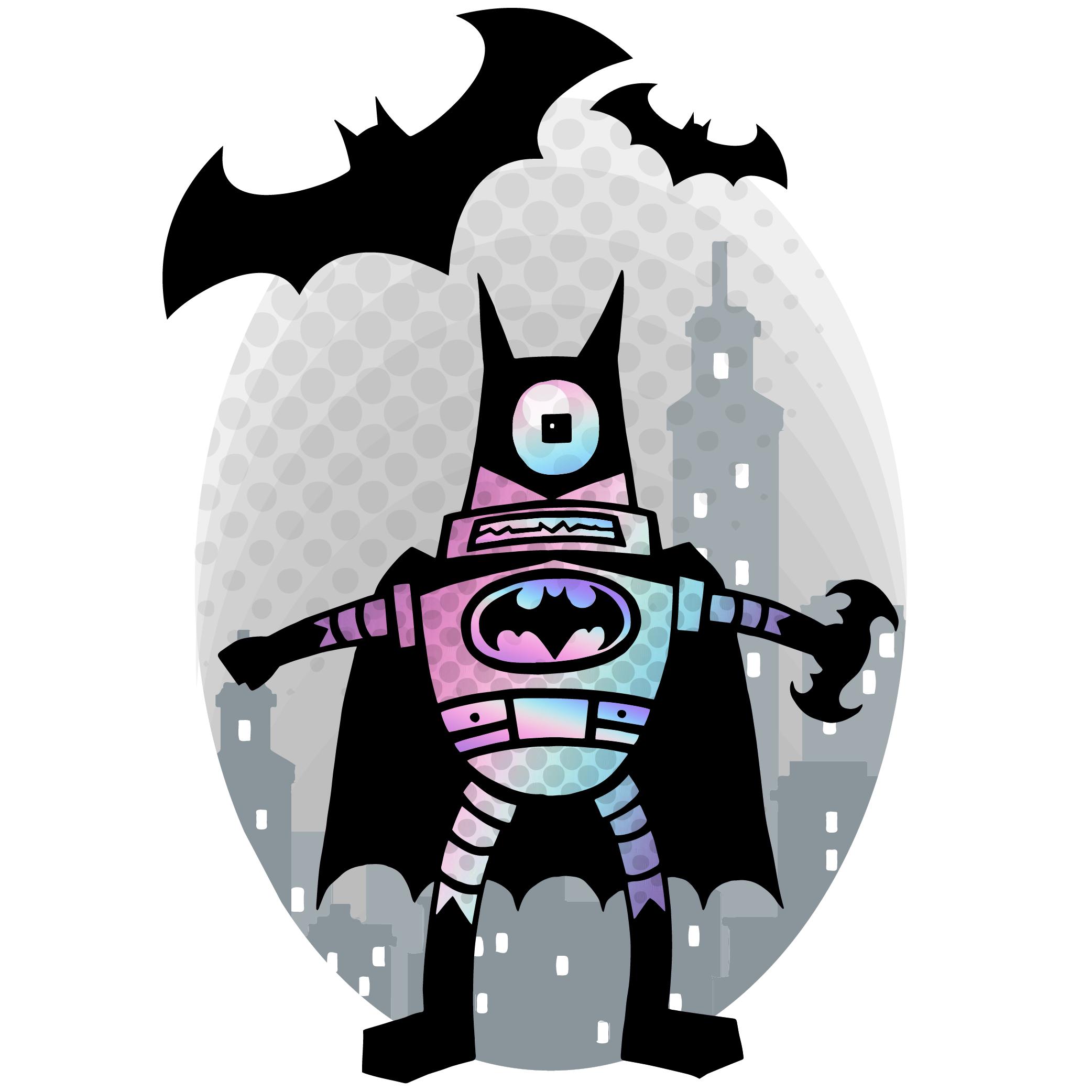 AI Batman