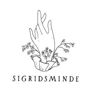 Logo til Sigridsminde.  Anne Løvenskjold