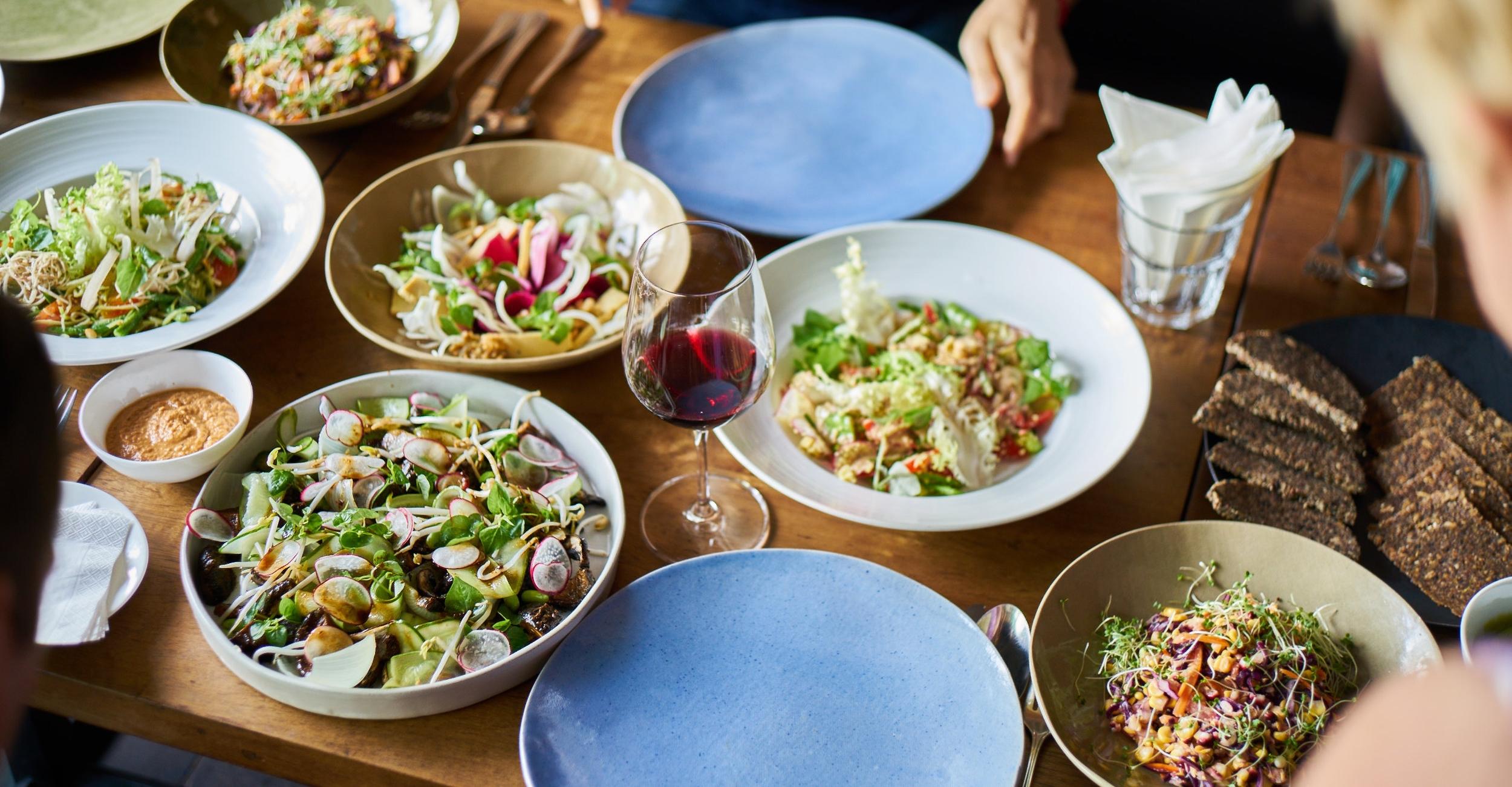 Breakfast Lunch Dinner SNACKS - FREE PLANT-BASED RECIPE GUIDE
