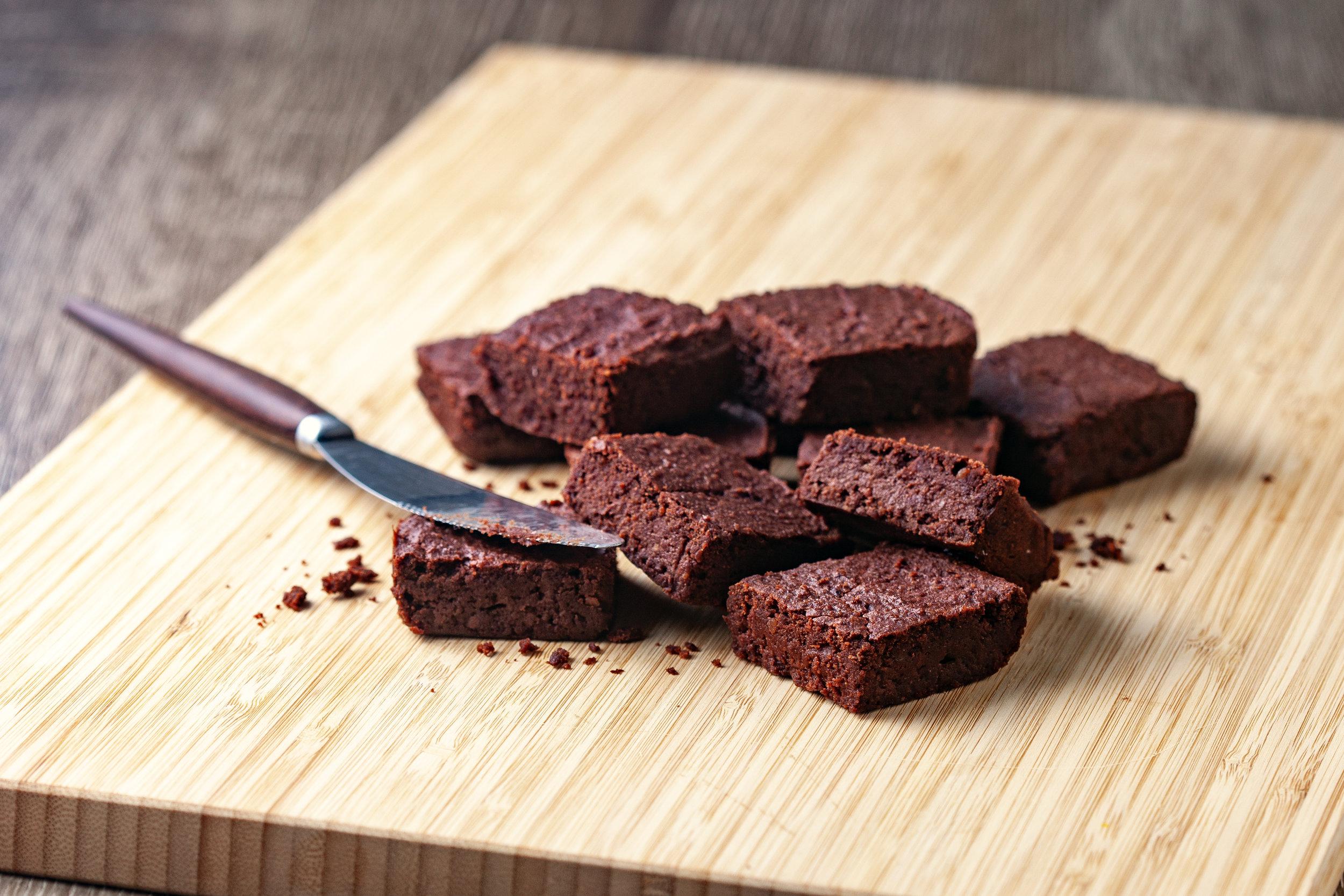 Decadent Chocolate Brownie_Fed for Wellness_Justin Horsfall.jpg