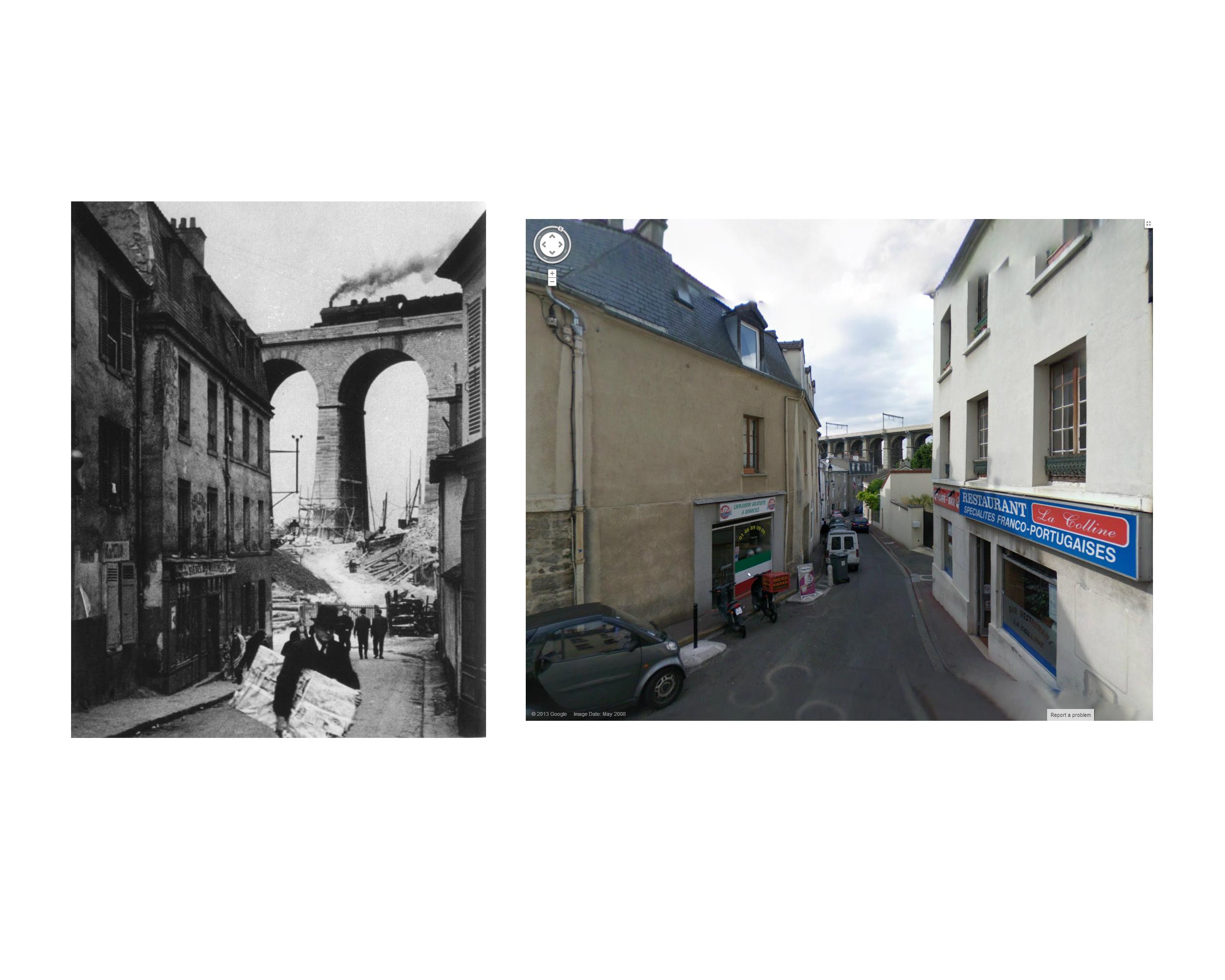 Andre Kertesz, Meudon, France 1928