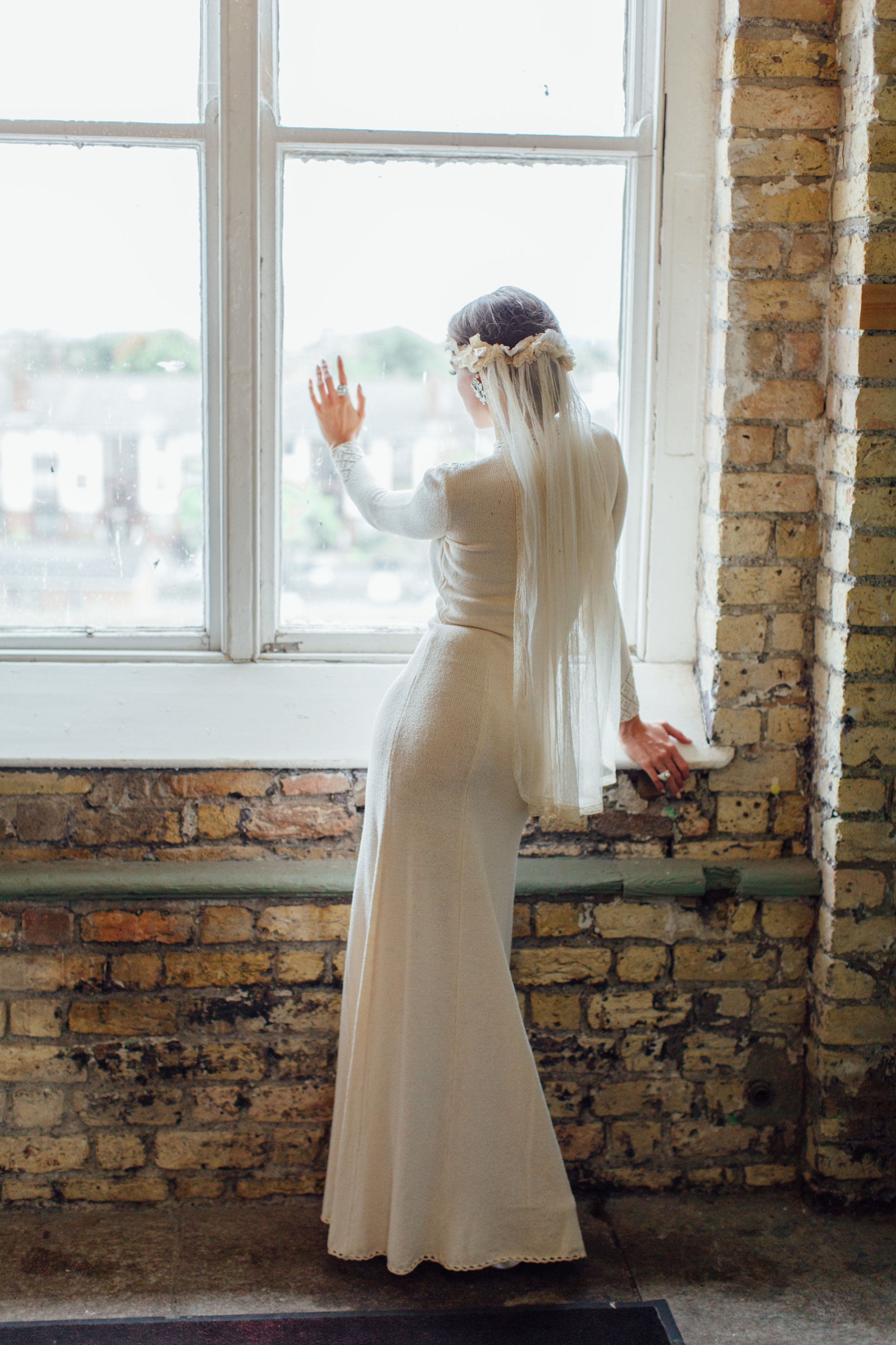 "Original Vintage Veils   Dirty Fabulous is delighted to stock what has be the largest collection of vintage veils in Ireland. The delicate tulle, lace and embroidered pieces are a vision to behold and make a very special ""something old"" for your big day."
