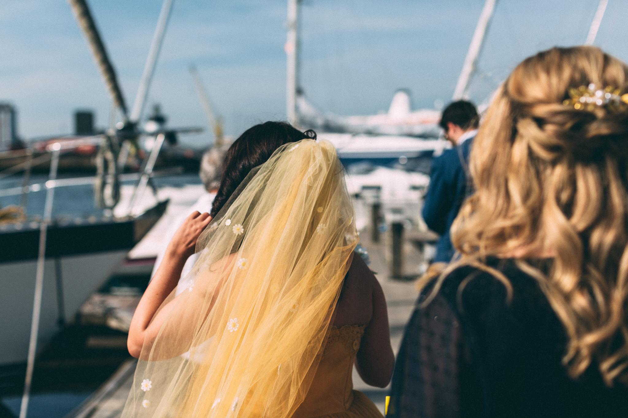 yellow wedding dress and veil.jpeg