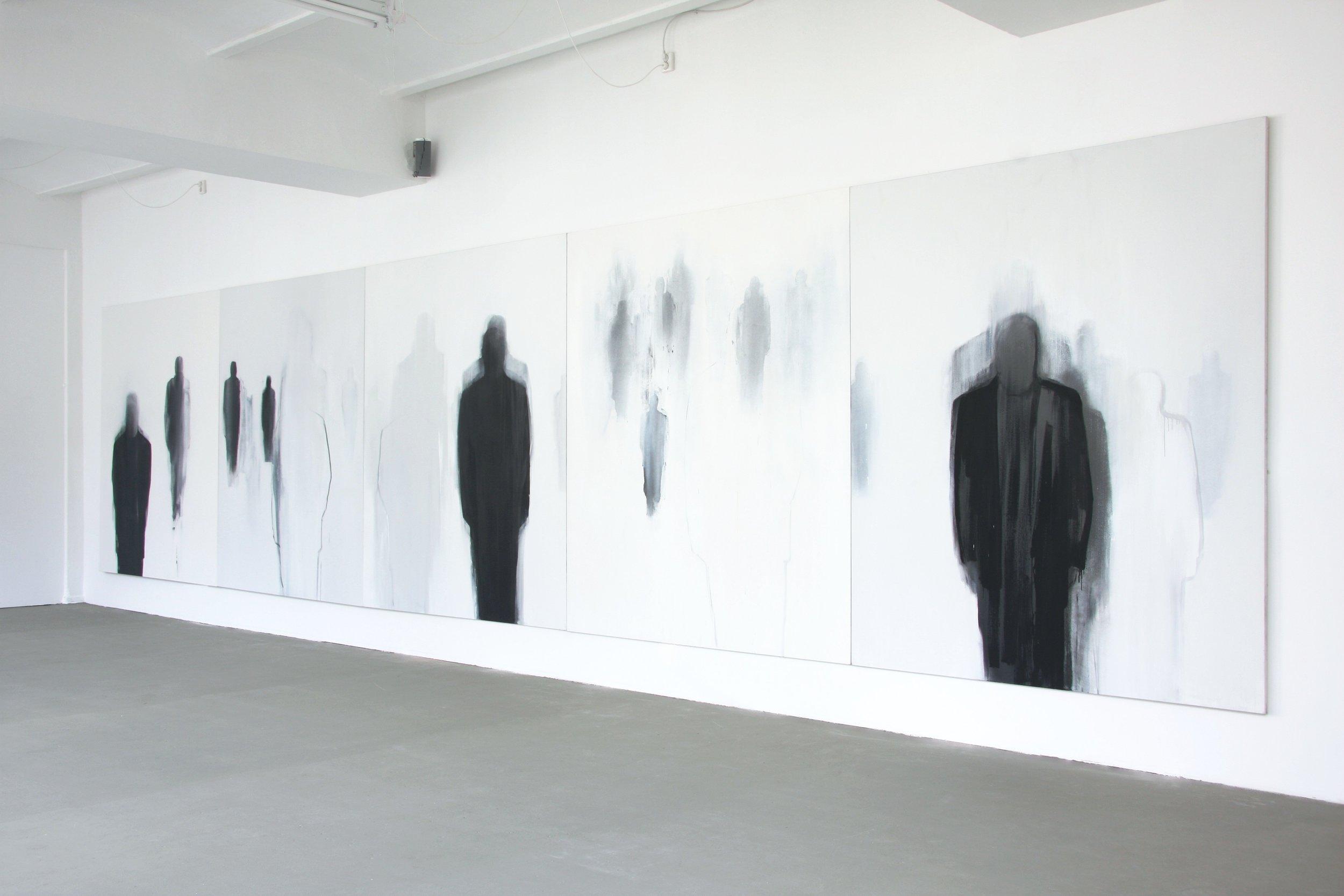 2012 Galerie Rolando Anselmi, Berlin