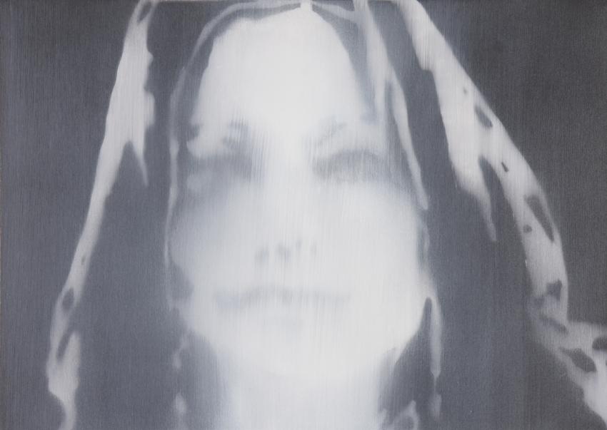 Kopie von M E M C 2015 Öl - Leinwand 50 x 70 cm