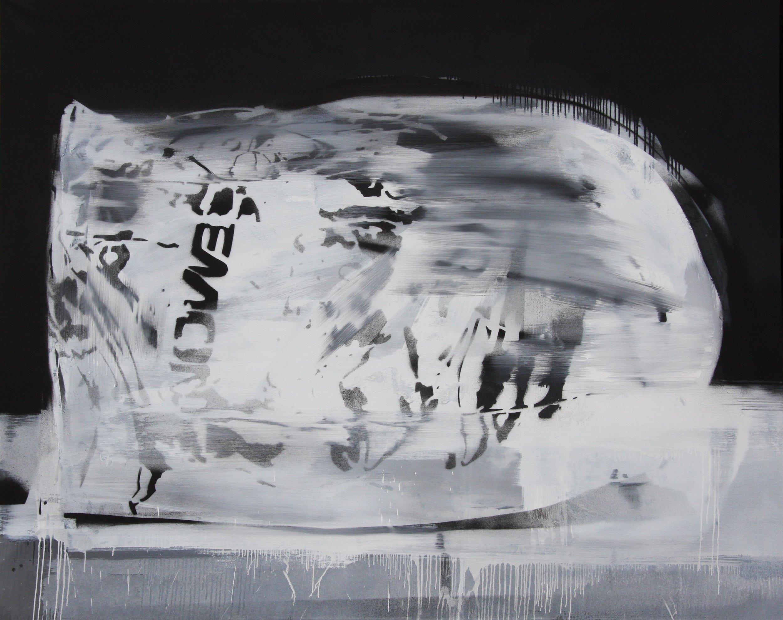Kopie von Kopf 1120002 Öl-Leinwand 150 x 200 cm