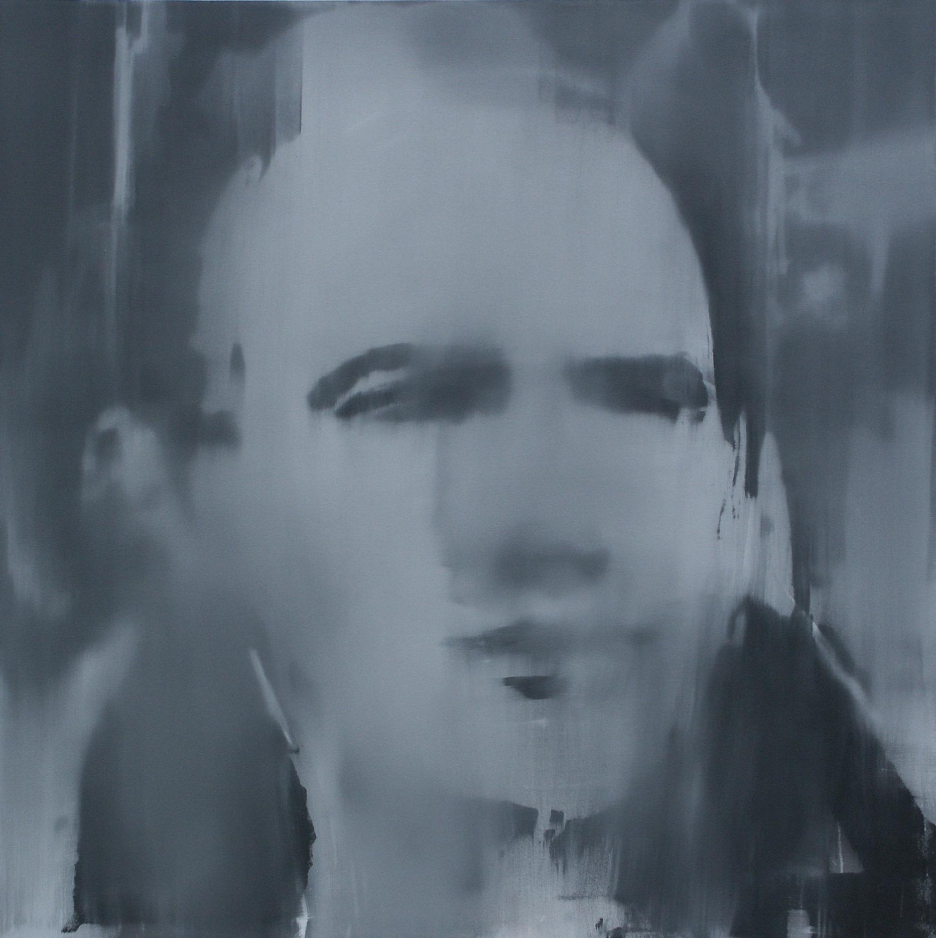 Kopie von 0815001 2008 Öl-Leinwand 150 x 150 cm
