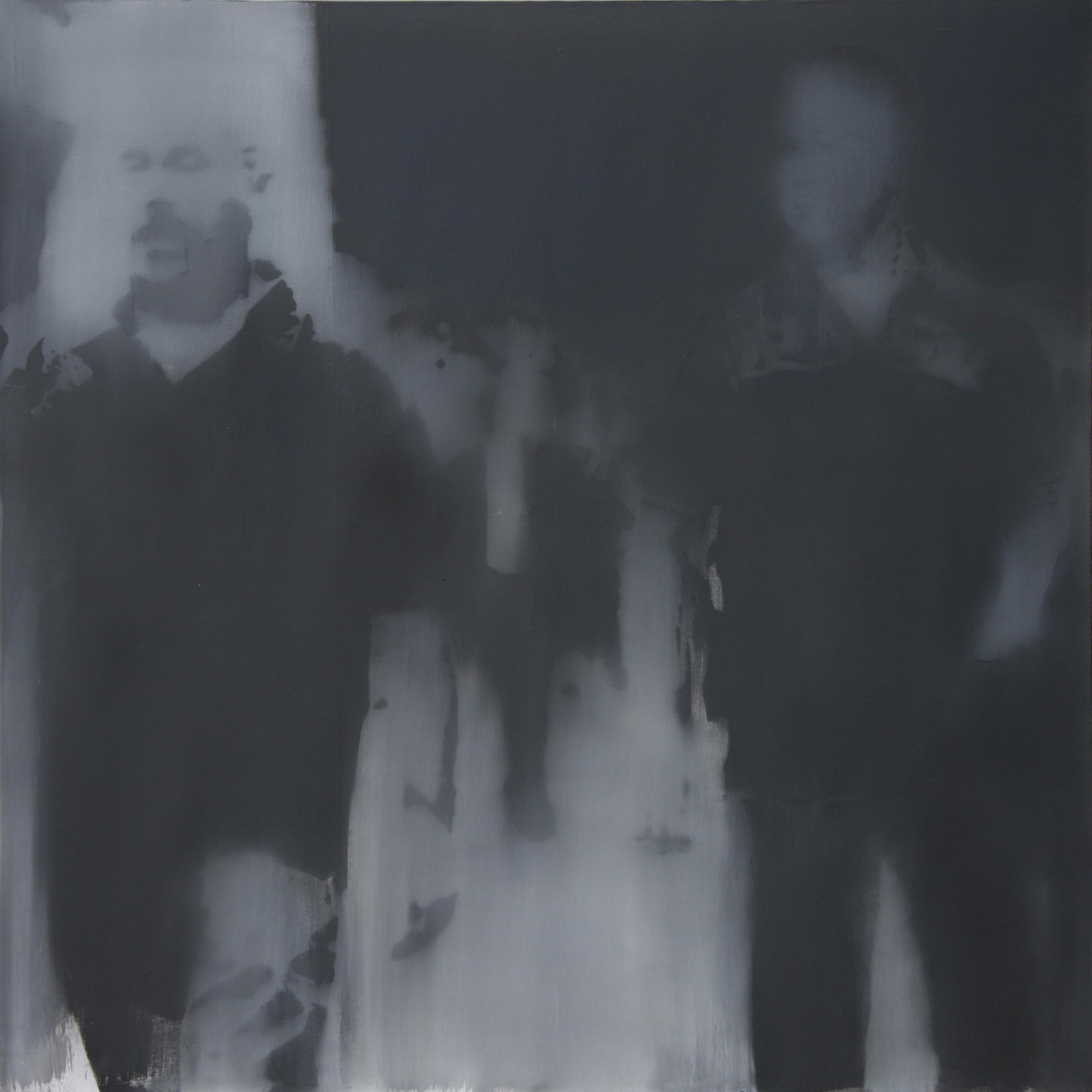 Kopie von 0720011 2007 Öl-Leinwand 200 x 200 cm