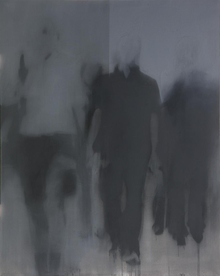 Kopie von 0625003 2006 Öl-Leinwand 250 x 200 cm