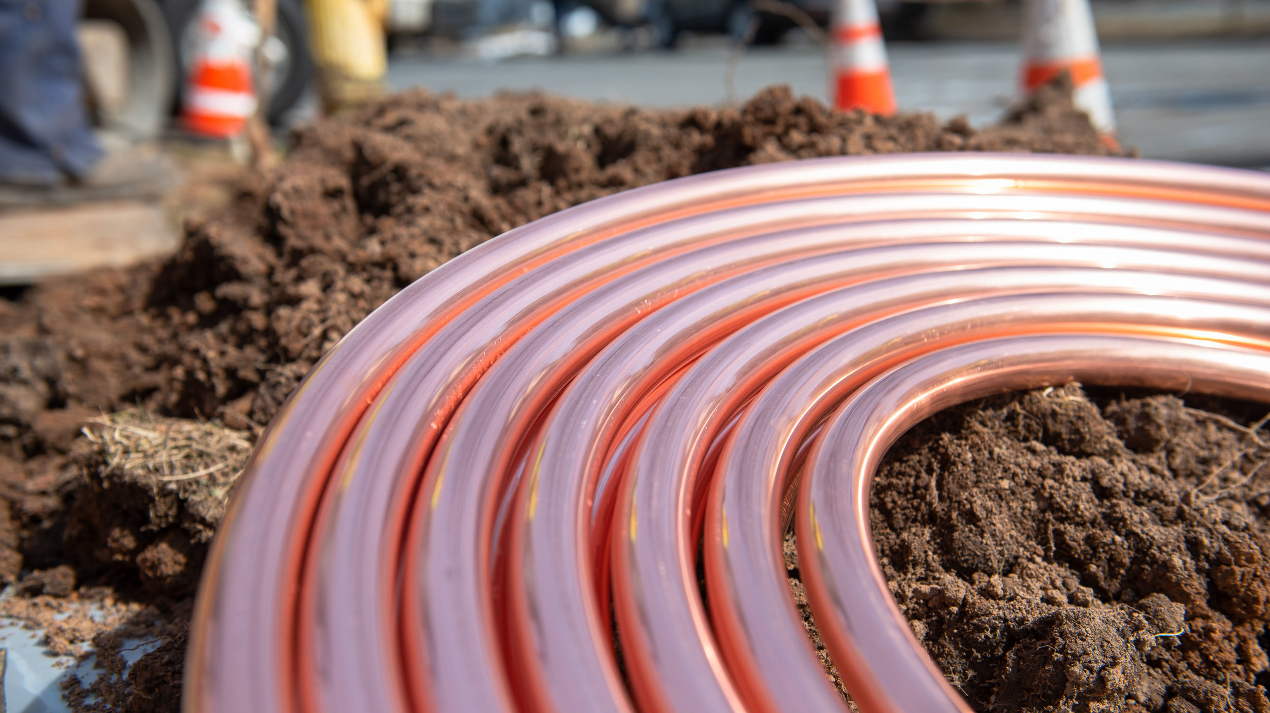 Lead Service Line Replacement Program -