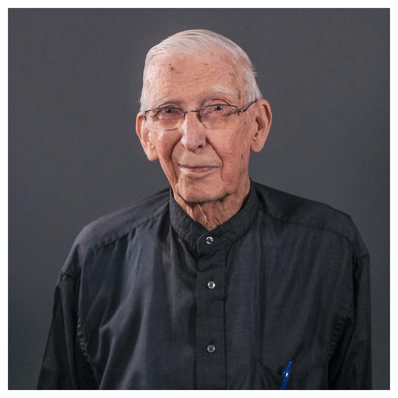 Leon Zalenski - Associate Minister of Pastoral Care | Email