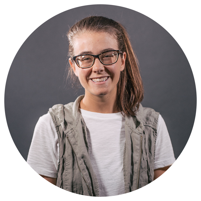 Morgan Ramsey - Student Ministry AssociateEmail