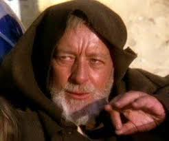 """""""These are not the droids you're looking for."""" - Know when to bluff...."""