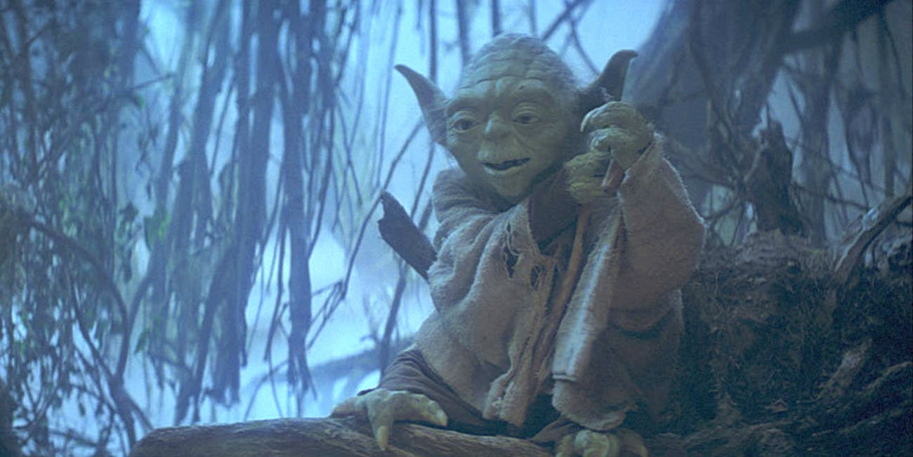 """""""Do or do not… there is no try."""" - Just do it!"""