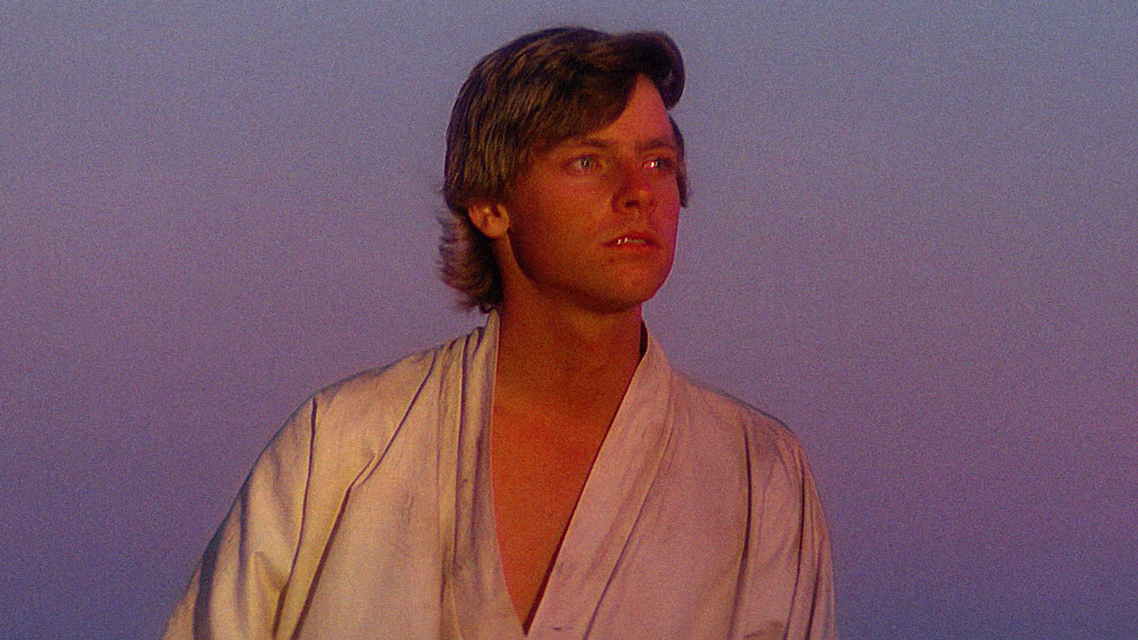 """""""I want to learn the ways of the Force and become a Jedi like my father."""" - Dream big!"""