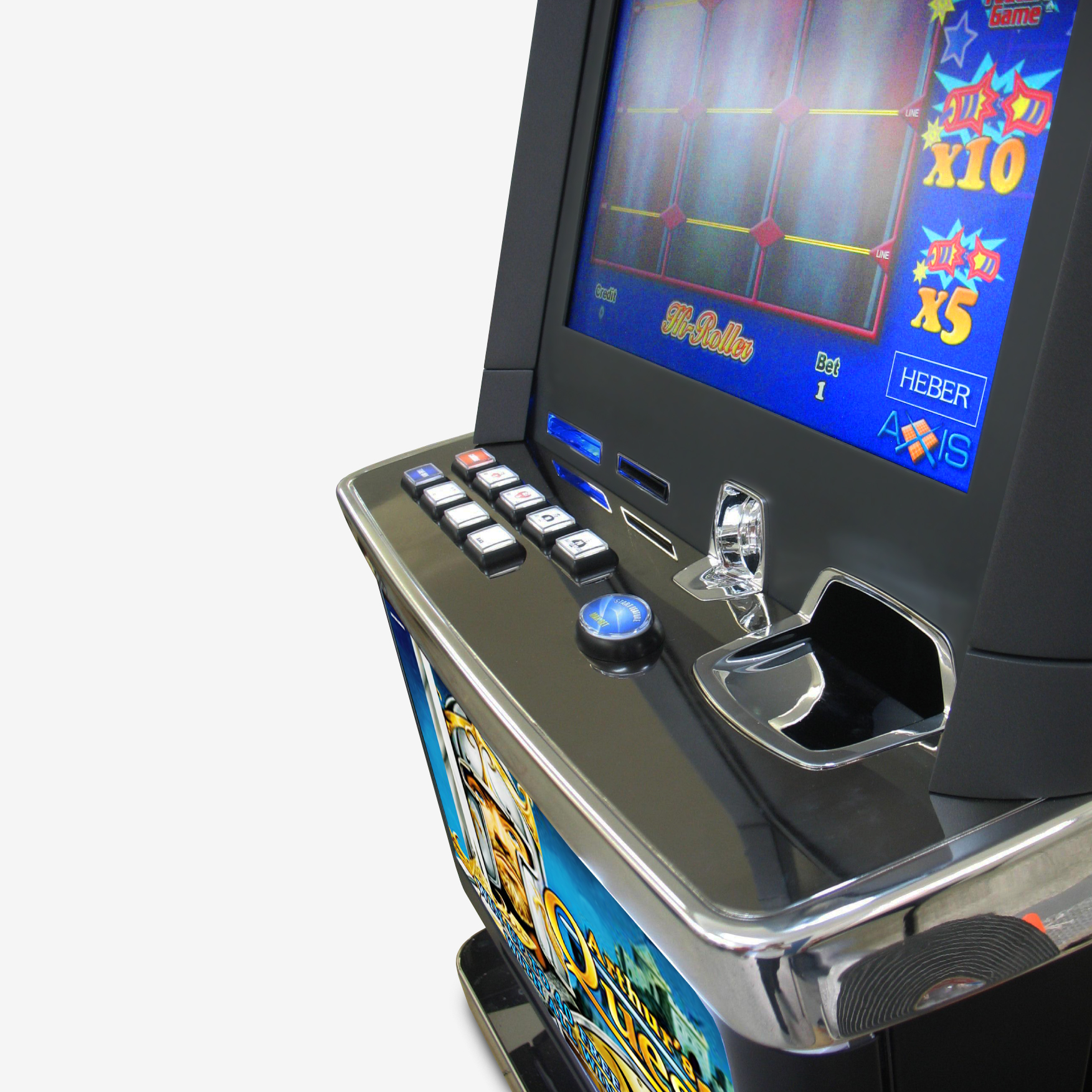 Electronic Gaming Machine