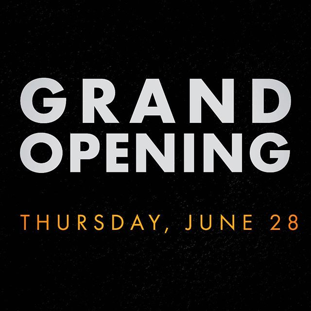 Join us for Escape Allegan's Grand Opening! We will open at 1:00 p.m. on Thursday, June 28. The public is welcome to visit our space, enjoy light refreshments, ask questions, and enter a drawing to win a free private booking in one of our escape rooms. Please note: parking is limited, and walk-in bookings of our escape rooms are not guaranteed. We highly suggest pre-booking / reserving your escape room experience ahead of time via our website at www.escapeallegan.com. We look forward to meeting you!  #escapeallegan #grandopening #giveaways #friends #fun #puzzle #mystery #allegan #alleganmichigan