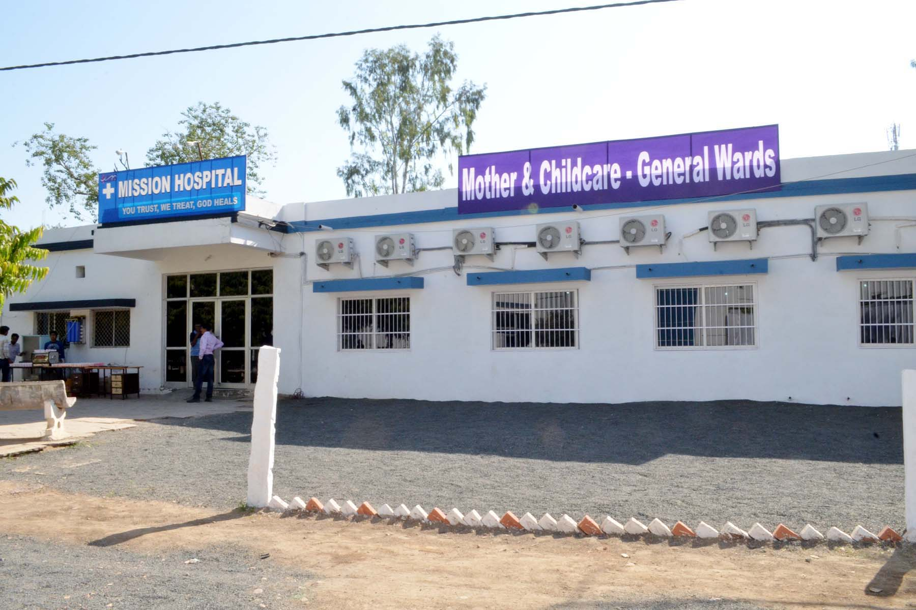 <strong>Mission Hospital</strong><p>Find out more »</p>