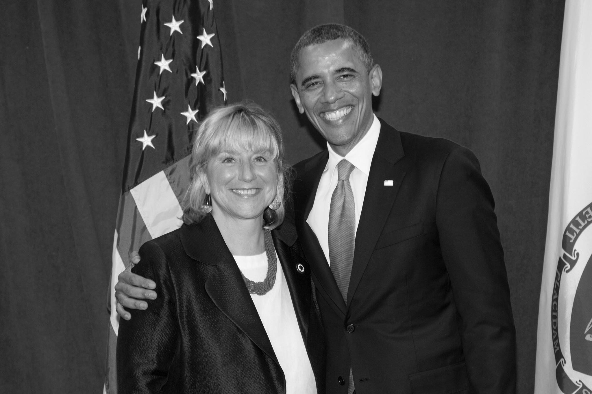 KES and Obama_bw.jpg