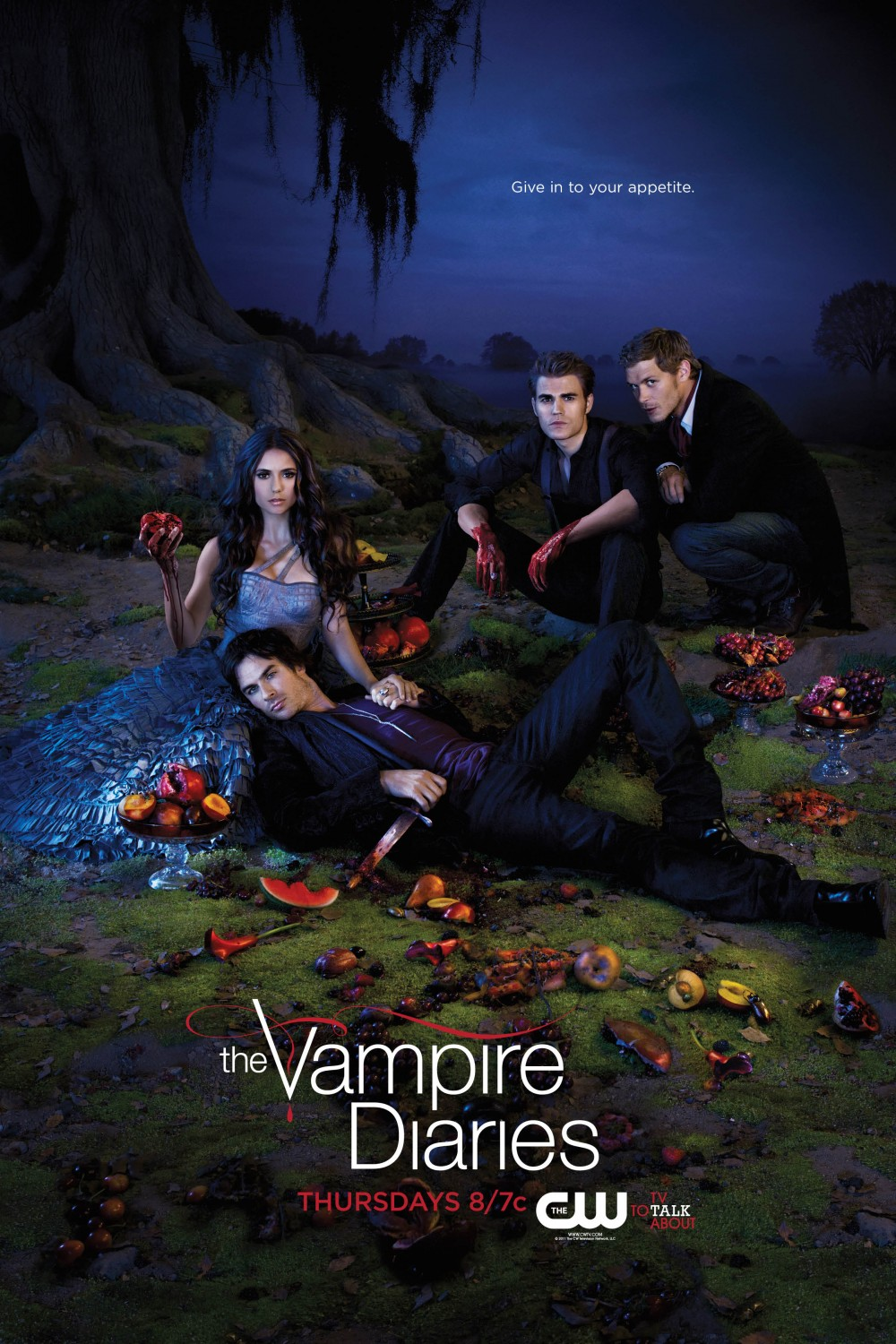 Quarantine the Undead has been placed in trailers for the final series of The Vampire Diaries. -
