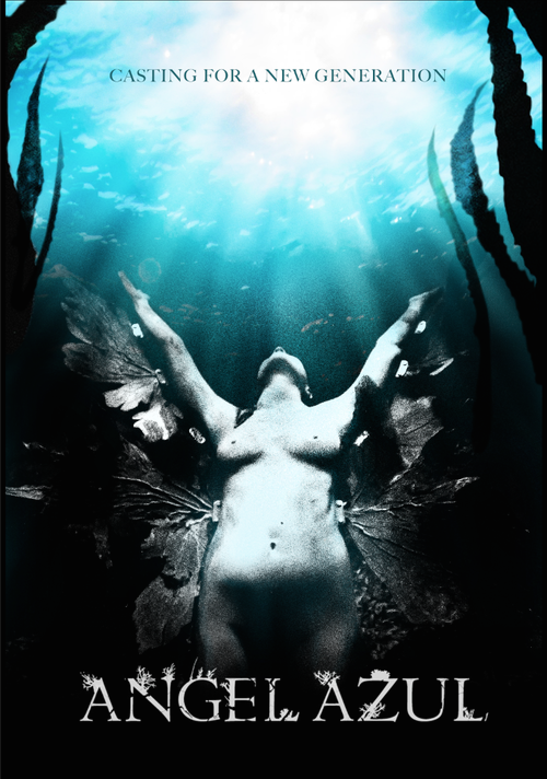 Angel Azul Poster.png