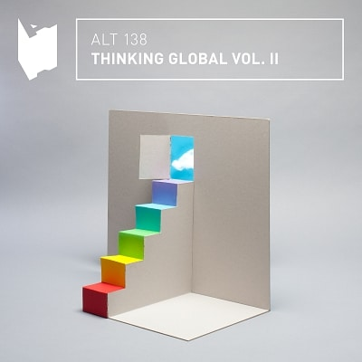 Thinking Global - Inspiring and uplifting modern orchestral music with hints of world music and an Eastern influence.