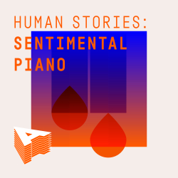 Gentle, sophisticated piano underscores - Emotive moods from hopeful optimism to bittersweet melancholy.