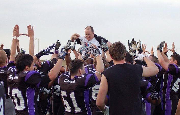 Russ Hewitt | Head Coach | 2006-2012