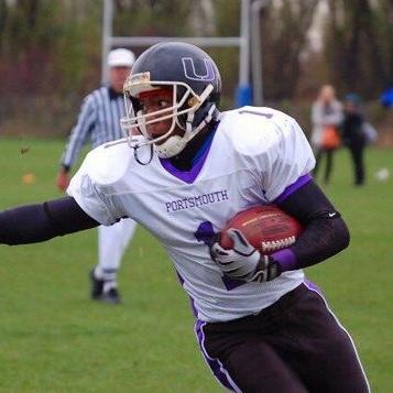 Dare JR Demuren | RB #1 | 2007-2010