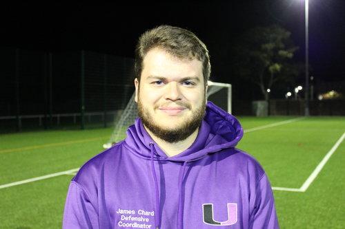 James Chard | Defensive Coordinator