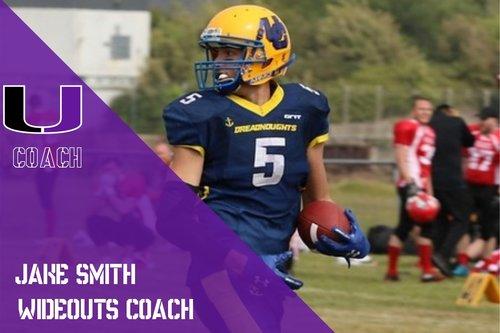 Jake Smith | Receivers Coach