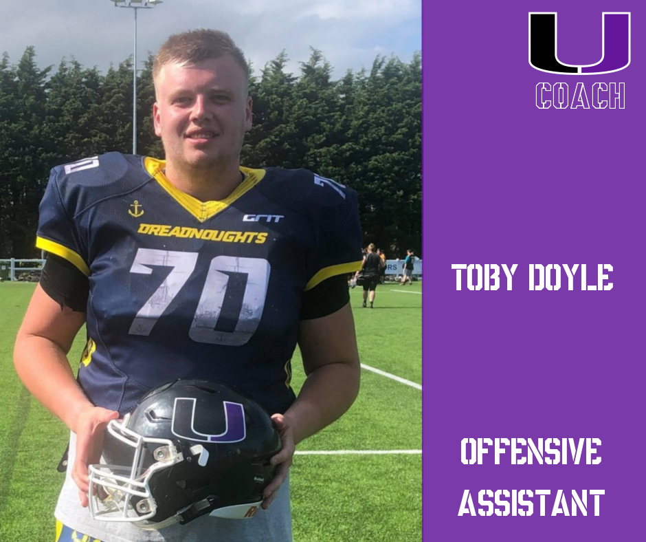 Toby Doyle | Offensive Assistant