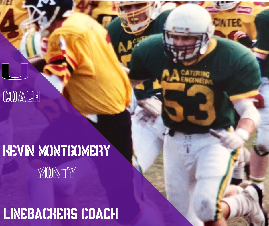 Kevin Montgomery | Linebackers Coach