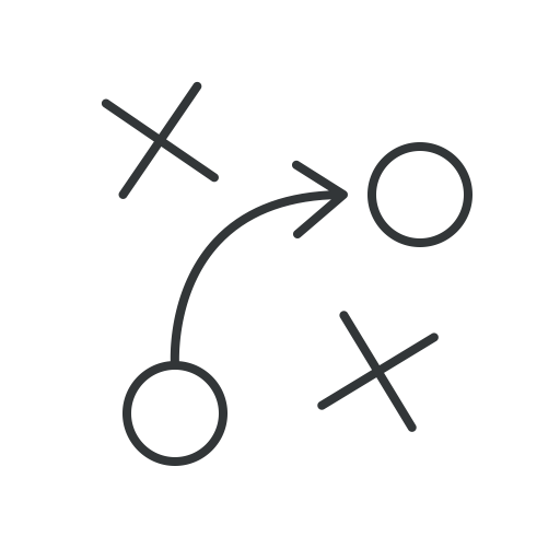 425727 - arrow decision plan problem solution solve strateg.png