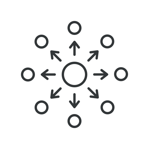 425768 - communication connection group marketing network s.png
