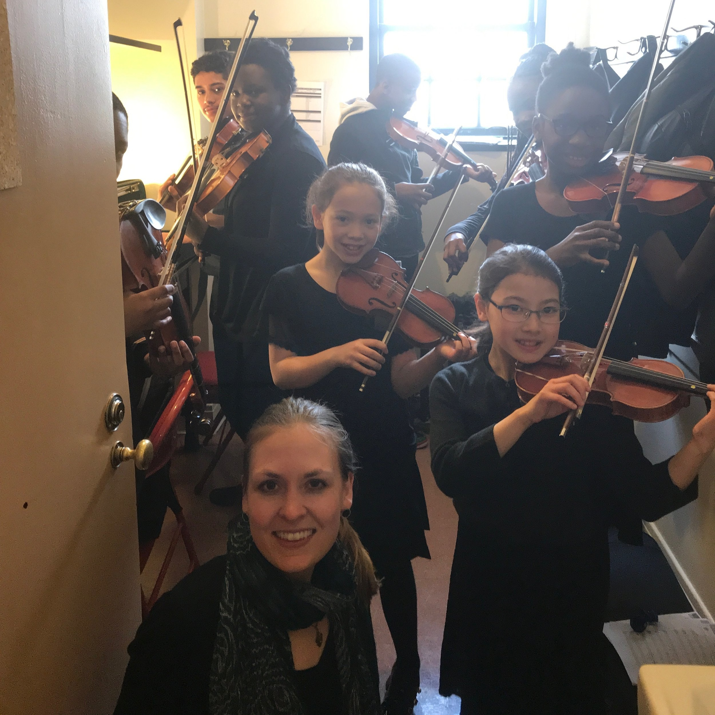 Caitlin Leffingwell - Suzuki Strings InstructorPhone Extension: 14Email: clef356@gmail.comView Bio