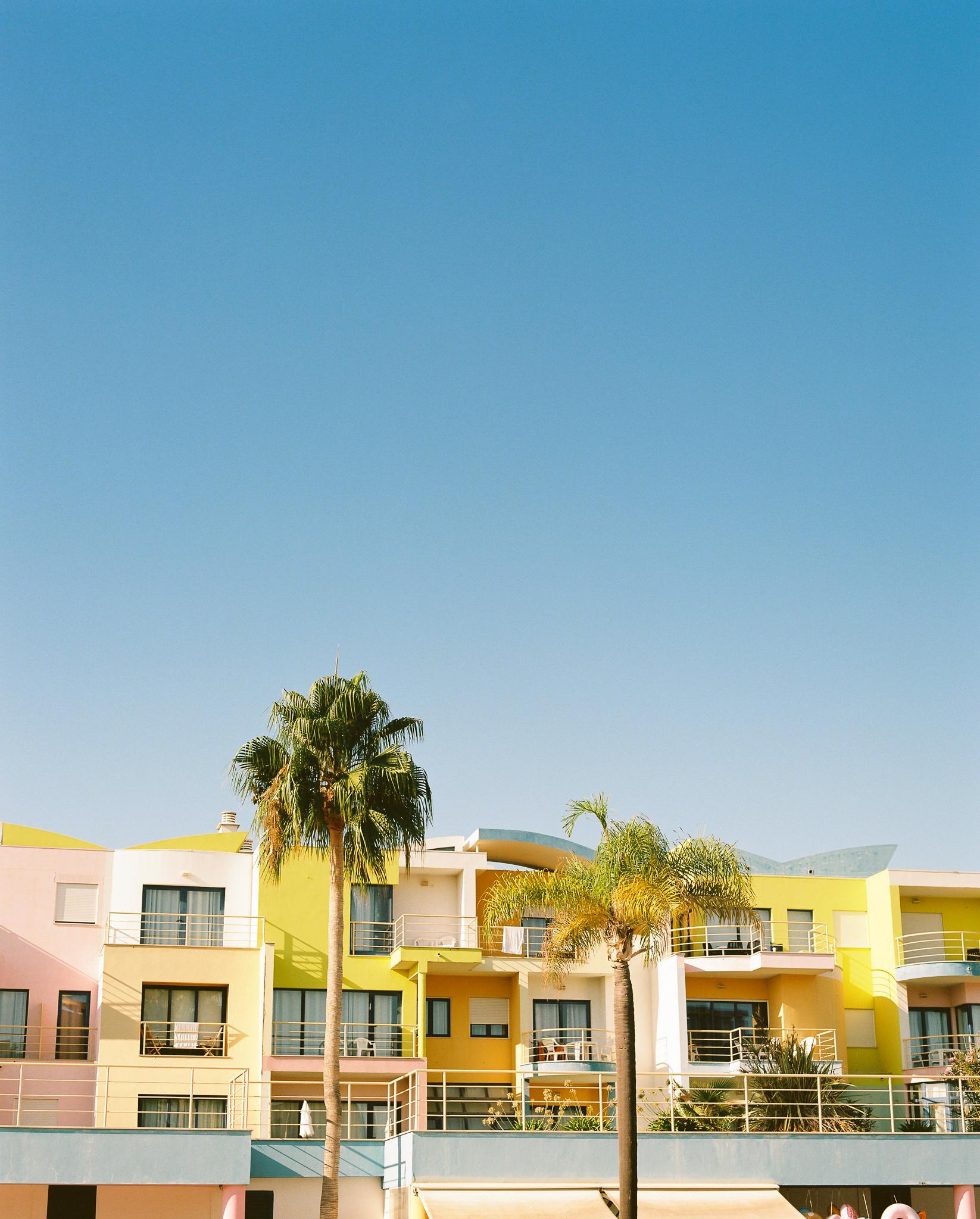 Algarve, Portugal. Pentax 67ii, Kodak Ektar 100