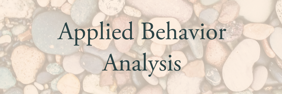 - For patients with Autism Spectrum Disorder, I utilize an approach known as Applied Behavior Analysis, which seeks to identify and replace maladaptive behaviors. LEARN MORE