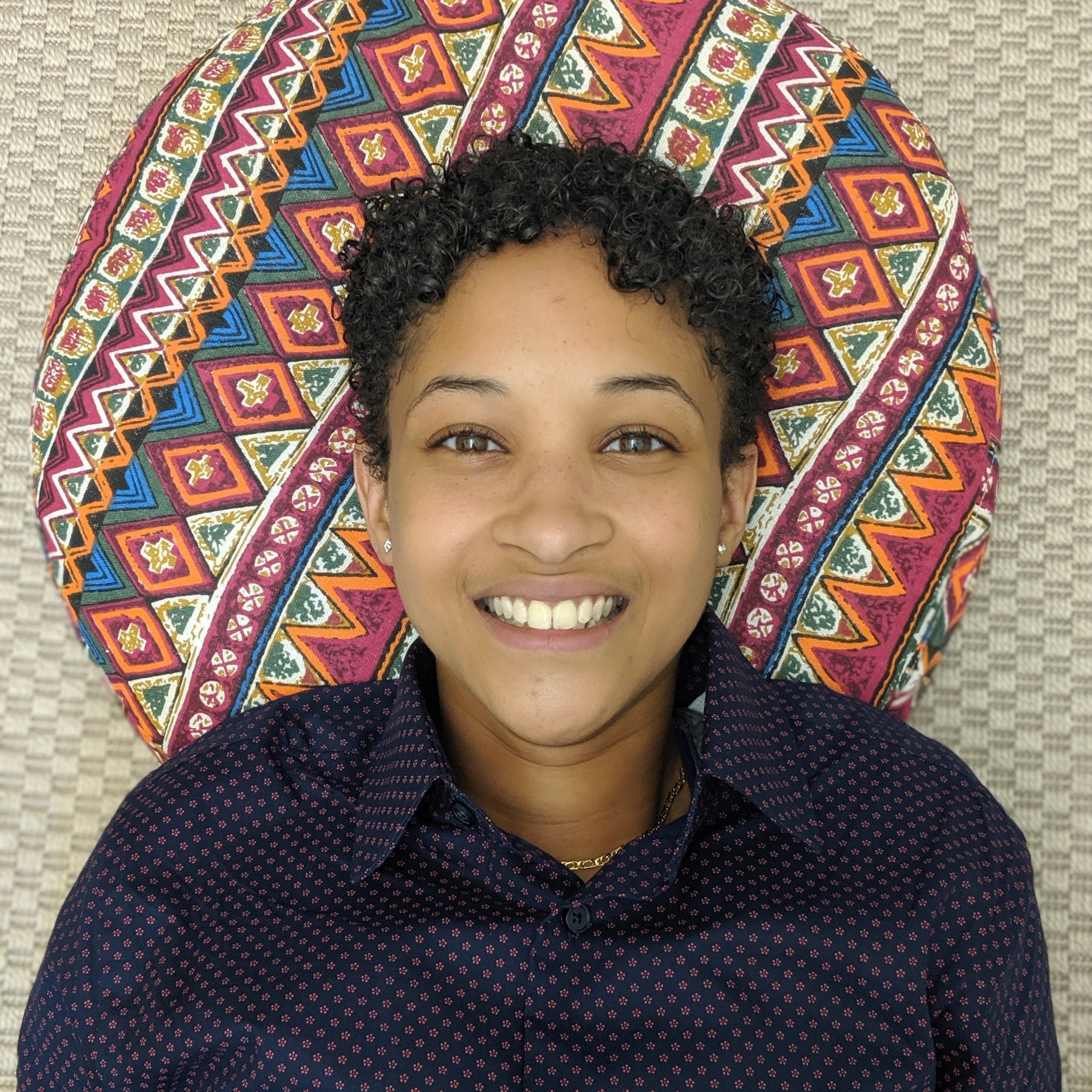 Chante Bethell (Biological Data Analyst)