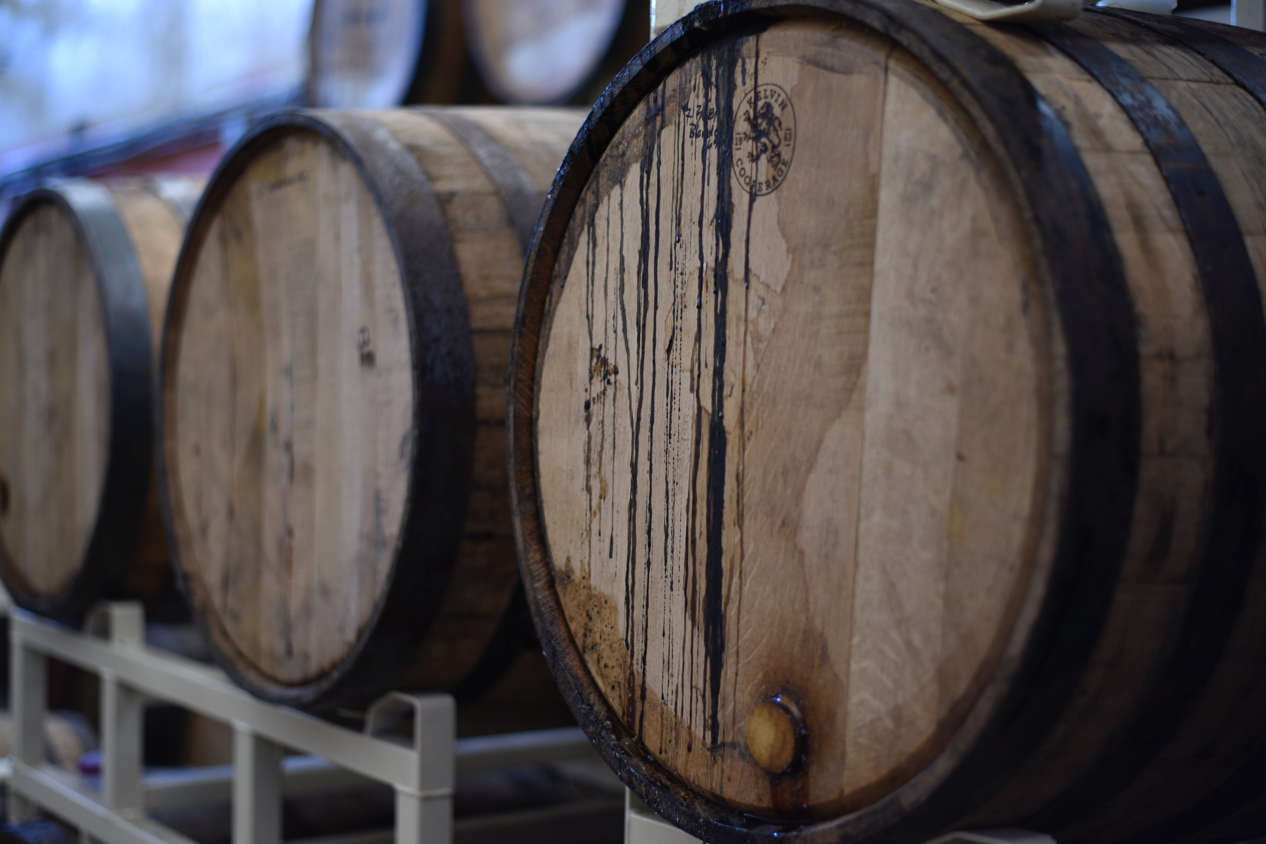 We will have a robust barrel-aging program, adding new and unique tastes to our specialty beers.