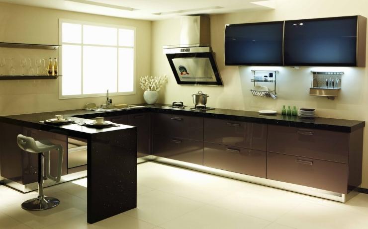 Moderno Kitchen Bath
