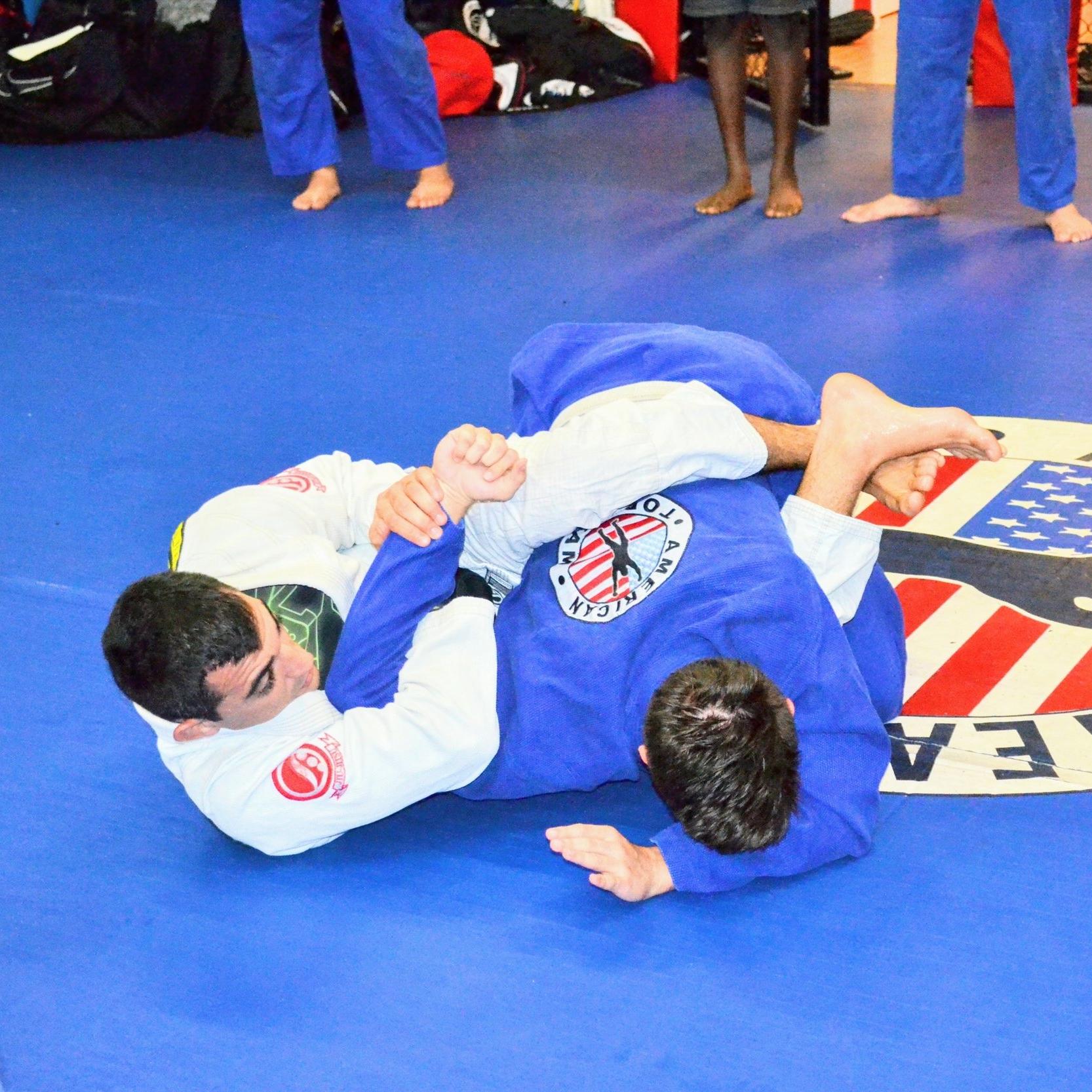 Brazilian Jiu-Jitsu (GI)