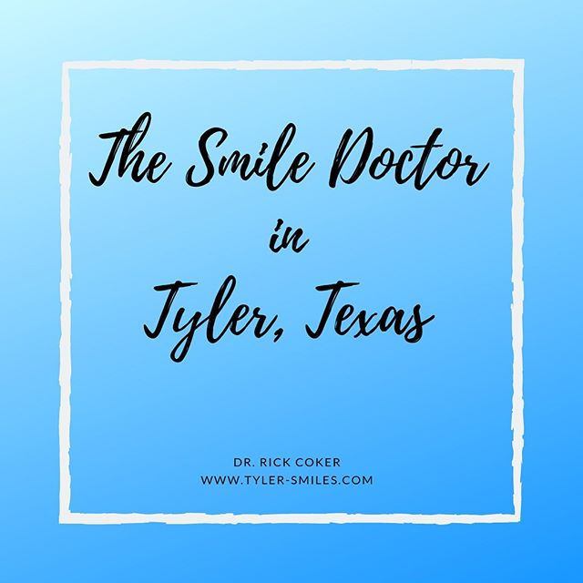 Visit us... we love new patients! ❤️ ...... #contagioussmile #happy #confidentsmile #professionalsmile #tylersmiles #confidentsmile #porcelainveneers #cosmeticdentisttyler #tylerdentist #texasdentist #loveyoursmile #whitenyoursmile #drcokersmiles #smilestyler #veneers #cosmeticdentist